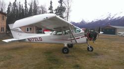 Cessna 172 Engine Inspection