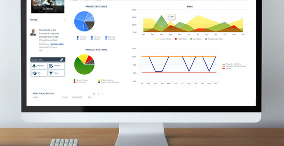Project Dashboards