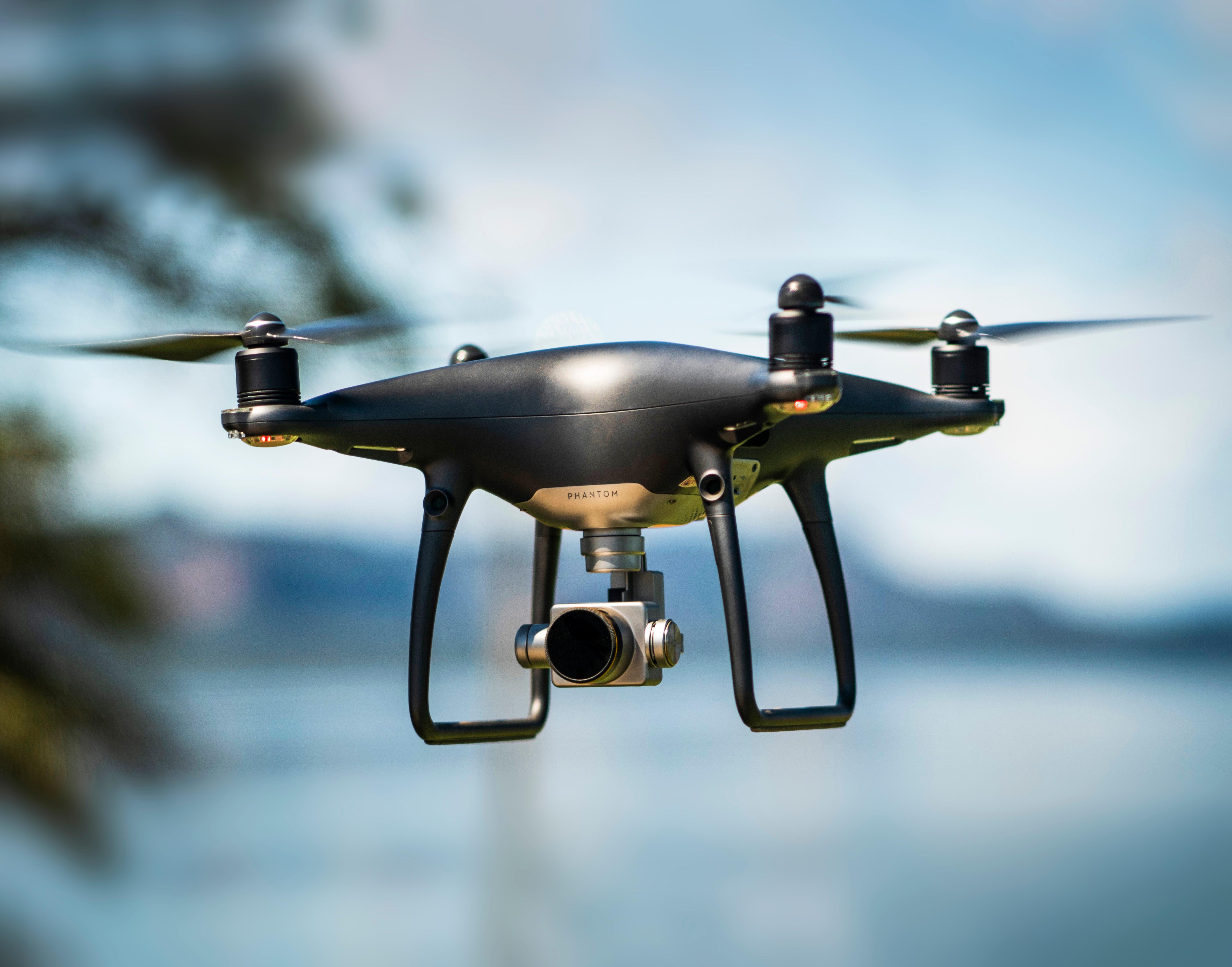 DIÁRIA DE DRONE COM OPERADOR