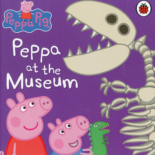 Peppa Pig at the Museum - BoardBook