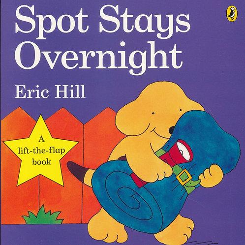 Spot Stays Overnight / Eric Hill - BoardBook