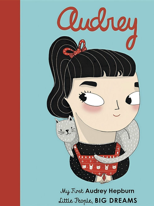 Audrey Hepburn / Little People, BIG DREAMS - BoardBook