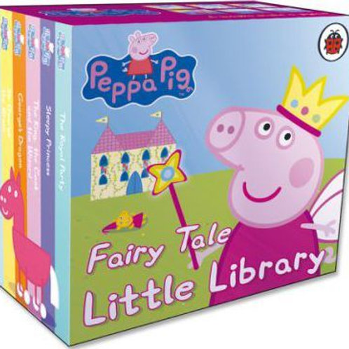 Little Library - Peppa Pig Fairy Tale