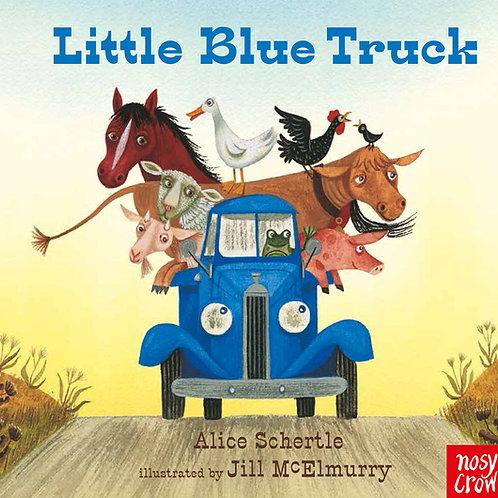 Little Blue Truck /  Alice Schertle - BoardBook