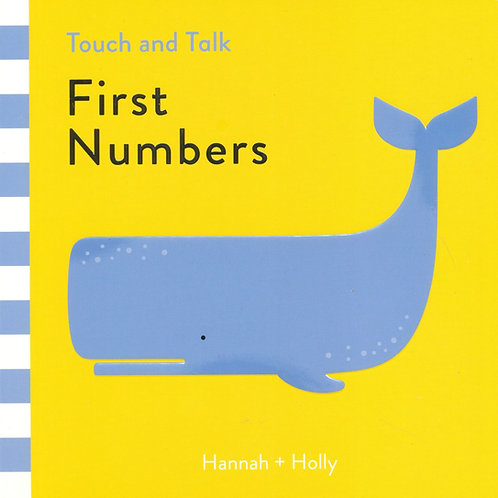 Touch and Talk - First Numbers / Hanna + Holly