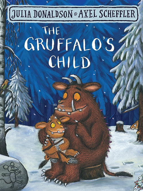 The Gruffalo's Child / Julia Donaldson -Paperback