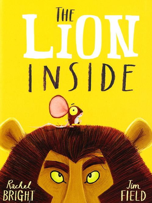 The Lion Inside / Rachel Bright - BoardBook