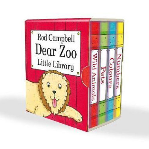 Little Library - Dear Zoo / Rod Campbell
