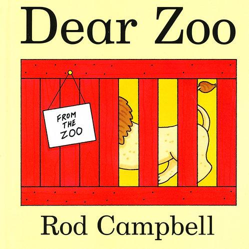 Dear Zoo / Rod Campbell - BoardBook