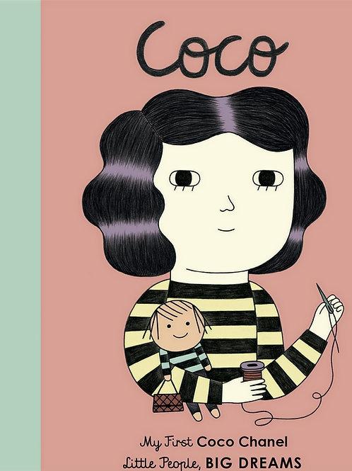 Coco Chanel / Little People, BIG DREAMS - BoardBook