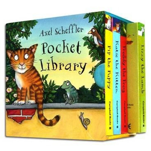 Pocket Library / Axel Scheffler