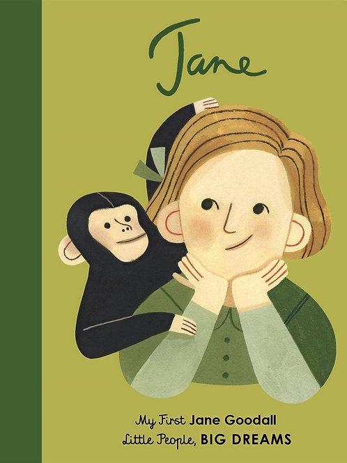 Jane Goodall / Little People, BIG DREAMS - BoardBook