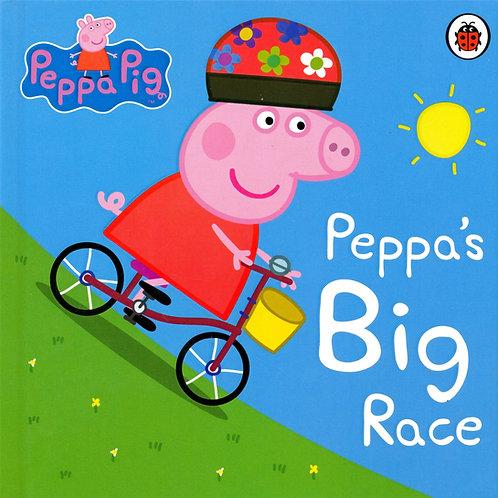 Peppa's Big Race - BoardBook