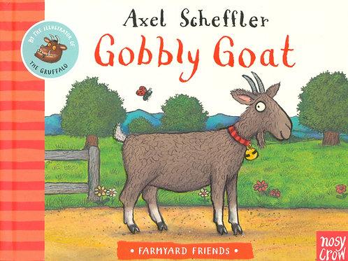 Gobbly Goat / Axel Scheffler - BoardBook