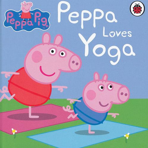 Peppa Pig Loves Yoga - BoardBook
