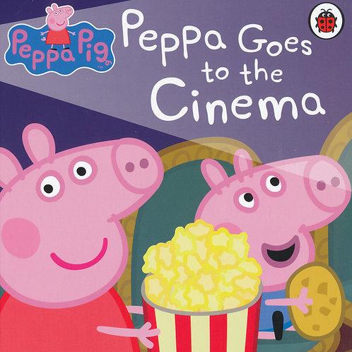 Peppa Pig Goes to the Cinema - BoardBook