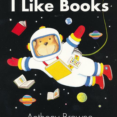 I Like Books / Anthony Browne - BoardBook