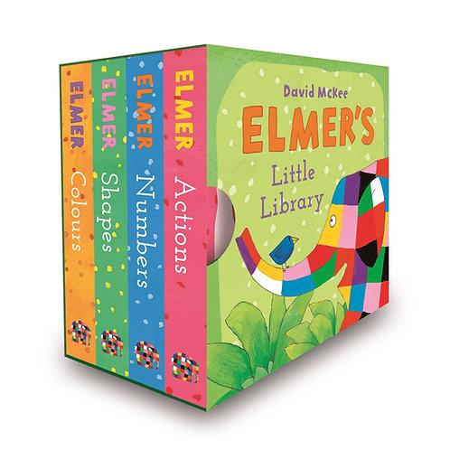 Little Library - Elmer / David McKee