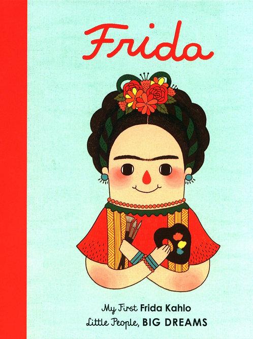 Frida Kahlo / Little People BIG DREAMS - BoardBook