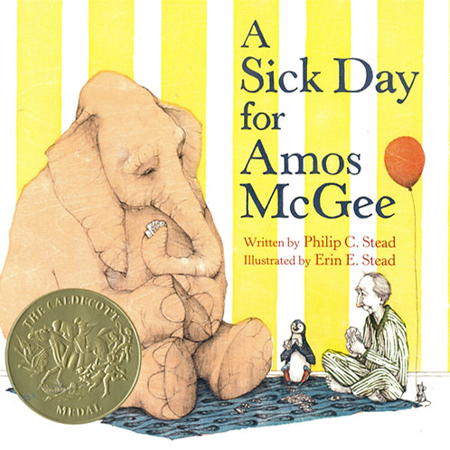 A Sick Day for Amos Mcgee / Philip C. Stead