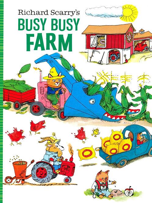 Busy Busy Farm / Richard Scarry's