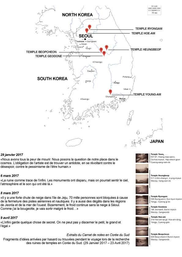 Temples Corée