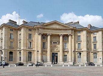 Université Paris 1 Panthéon Sorbonne Ecole de Droit
