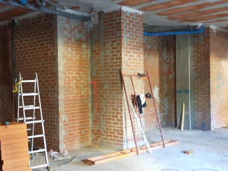 Under Construction. Diario de un sueño. Día 0