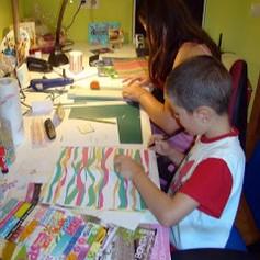 Creando tarjetas de cumpleaños