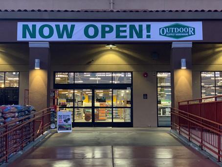 Outdoor Supply Hardware Now Open In Berkeley