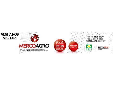 DOSIVAC IRÁ EXPÔR SEUS PRINCIPAIS PRODUTOS NA MERCOAGRO 2018