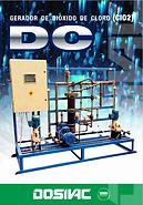 Capa Catalogo Gerador de Dioxido de Clor