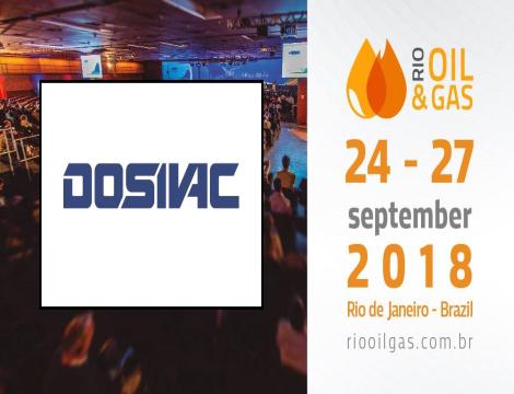 DOSIVAC NA EXPO RIO OIL & GÁS