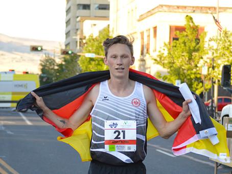 Amos Bartelsmeyer wins Yakima Mile, clocks fastest time on Washington soil