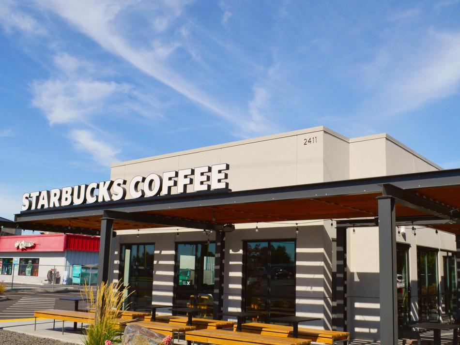 STARBUCKS   PASCO, WA