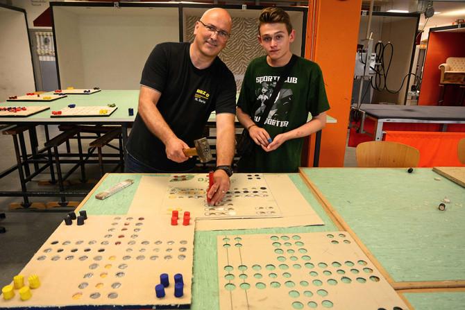 Berufsorientierung an der Primus Schule Münster