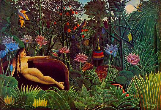 Rousseau, The Dream.jpg
