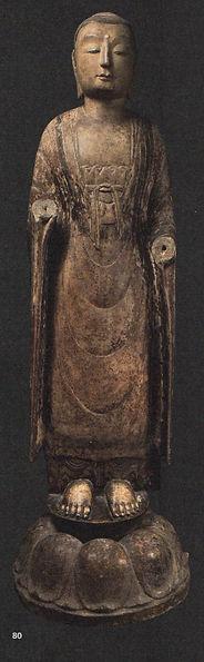 Buddha, Sui Dynasty, 600AD.jpg