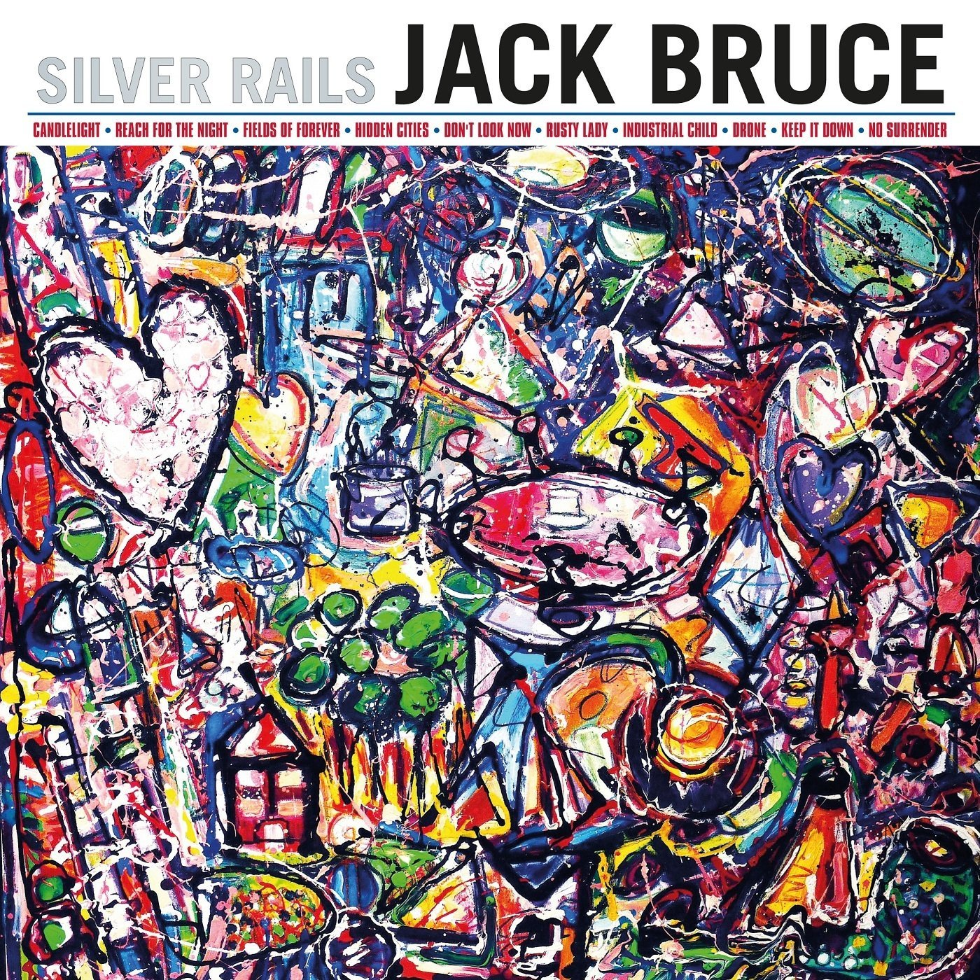 INTERVIEW: Jack Bruce