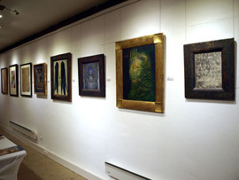 Ausstellung 2011 Ernst Fuchs