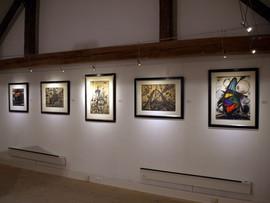 Ausstellung 2013 Arnulf Rainer