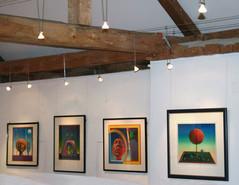 Ausstellung 2009 Rudolph Hausner