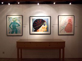 Ausstellung 2010 Kiki Kogelnik