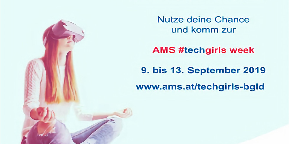 AMS #techgirls week