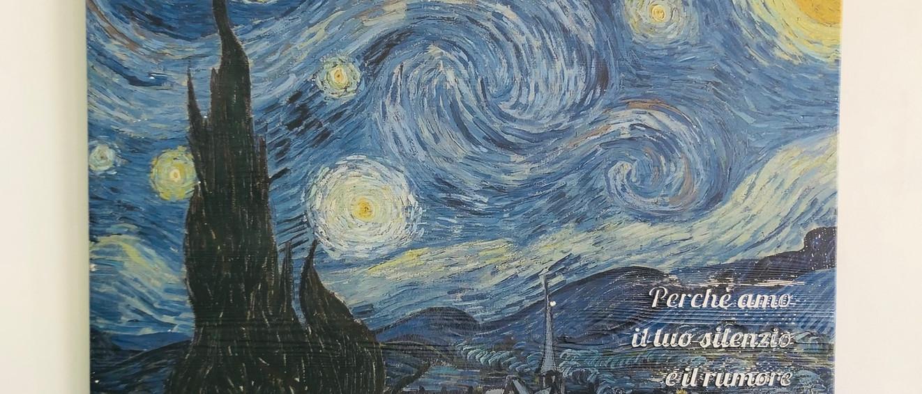 Notte stellata - Van Gogh