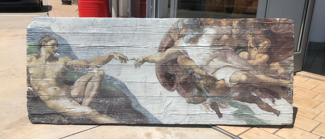 il Giudizio Universale - Michelangelo