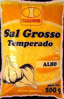 Sal com Alho Italianinho