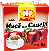 Chá Maçã com Canela Italianinho