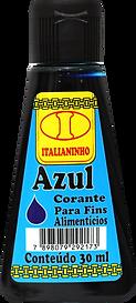 Corante Azul Italianinho