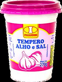 Tempero Alho e Sal Italianinho